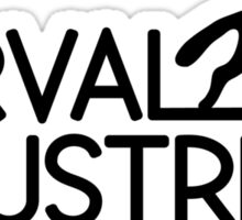 Serval Industries Sticker
