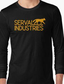 Serval Industries  Long Sleeve T-Shirt