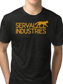 Serval Industries  Tri-blend T-Shirt
