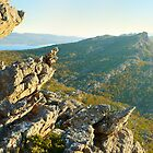 Mt Difficult Summit View, Grampians, Victoria, Australia by Michael Boniwell