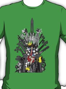 Kingdom Hearts: Game of Hearts Color T-Shirt