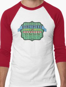 Honeydukes Men's Baseball ¾ T-Shirt