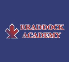 "Captain Britain's ""Braddock Academy"" by misterpace"