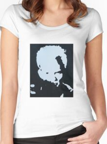 Billy Idol - Idolize Yourself Women's Fitted Scoop T-Shirt