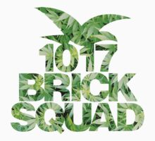 1017 Brick Squad BSM Marijuana leaves by twoorthreeor