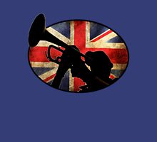 Barmy Army Trumpeter Flag Unisex T-Shirt