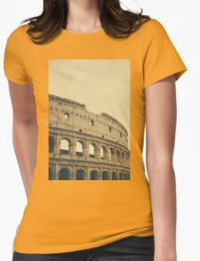 Coliseum Womens Fitted T-Shirt