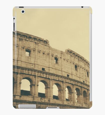 Coliseum iPad Case/Skin