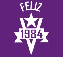 Feliz 1984 by electricoo