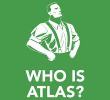 Bioshock: Who Is Atlas? Kids Clothes