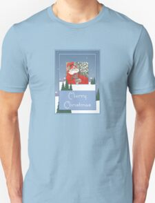 A Traditional Merry Christmas Greeting T-Shirt