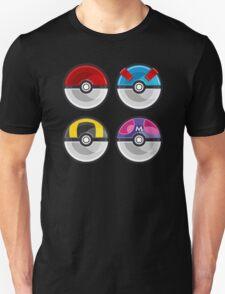 Pokemon Poké Balls T-Shirt