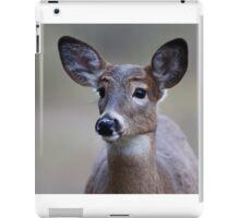 So forlorn - White-tailed Deer iPad Case/Skin