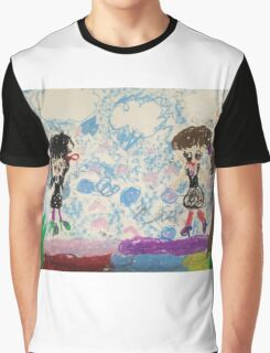 Dancing in the Sun  Graphic T-Shirt