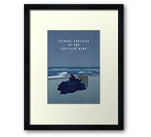 Eternal Sunshine of the Spotless Mind Framed Print