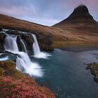 Dawn in West Iceland by Luka Skracic