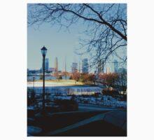 Battery Park City, NYC, NY One Piece - Short Sleeve
