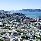 San Francisco, Coit Tower by jezza323