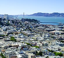 San Francisco, Coit Tower by jezza323