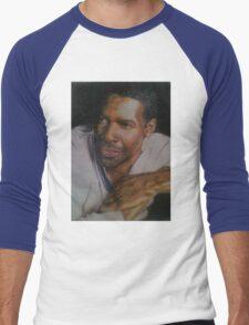 Denzel Washington Men's Baseball ¾ T-Shirt