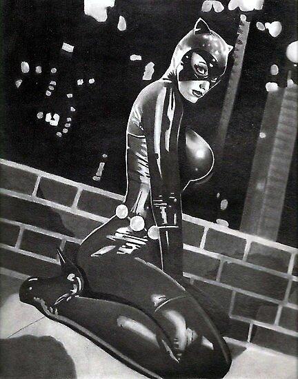 Super Heroine by John Reardon