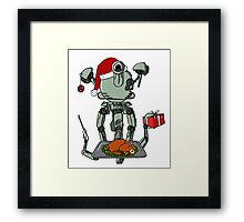 Codsworth Found Something Framed Print