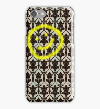 Sherlock's Wallpaper iPhone Case/Skin