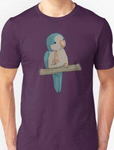Cute Quaker: Version Blue T-Shirt