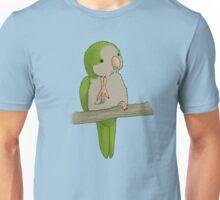 Cute Quaker: Version Green Unisex T-Shirt