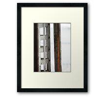 Mend IX Framed Print