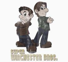 Super Winchester Bros -- vintage look by webgeekist