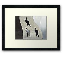 Mend XIV Framed Print
