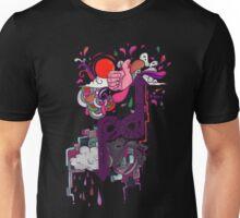 Look Up-Dark Design Unisex T-Shirt