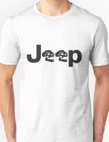 Jeep Skulls 0001 T-Shirt