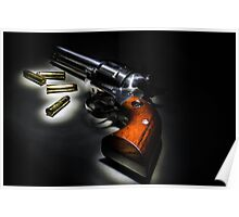 .357 Pistol Poster