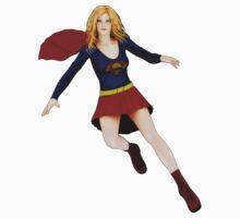 Female Superhero Kids Clothes