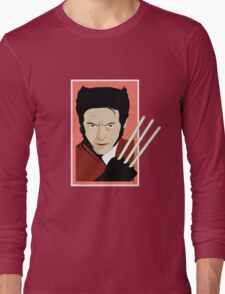 Master Logan Long Sleeve T-Shirt