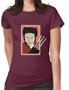 Master Logan Womens Fitted T-Shirt