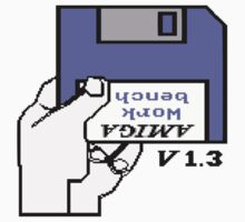 Amiga Workbench OS by Rupert Pupkin