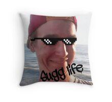 Joe sugg thug life Throw Pillow