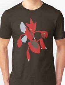 Scizor - lineless Unisex T-Shirt