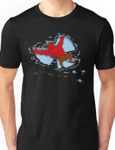 """I Wish I Were"" Snow Devil T-Shirt"