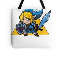 Blue HERO Tote Bag