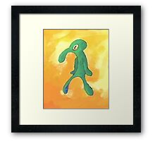 Old Bold and Brash Framed Print