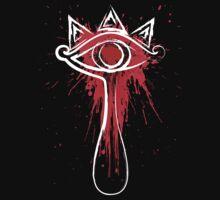 Eye of the Sheikah (Dark) by snailkeeper