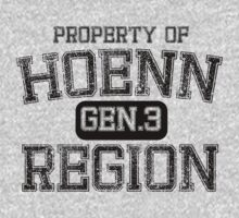 Property of Hoenn Region by matshefield