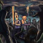 Bert Of The Dead by HauntedMarsh