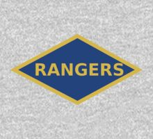 US World War II Rangers Patch by cadellin