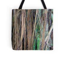 Layered Tropical Limbs  Tote Bag