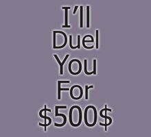 I'll Duel You For $500 Kids Clothes